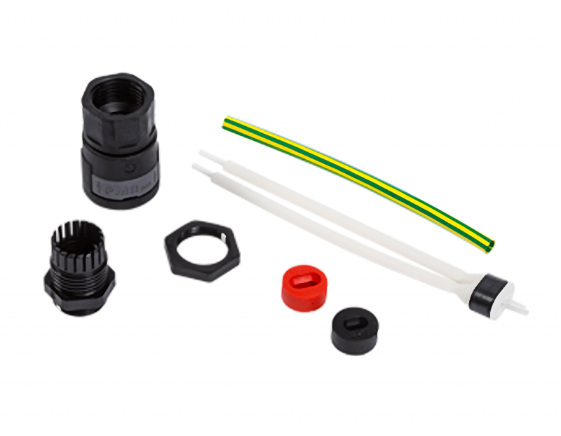Electric Heating C25 100 C3 4 Cold Applied Connection Kit