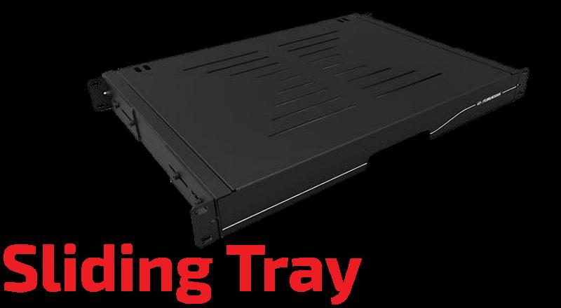 Furuakawa Fisacesso Sliding Tray 19 Rack