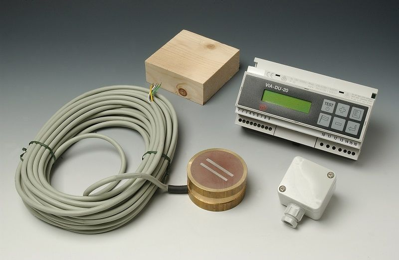 Electric Heating Thermostat For Snow Melting Systems Via Du 20