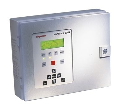 Electric Heating Controller For Heat Tracing Digitrace