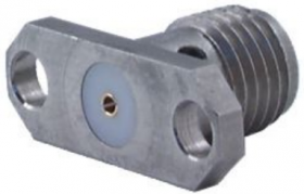 SMA Straight Panel Receptacle (jack) 1