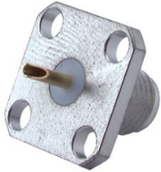 SMA Straight Panel Receptacle (jack) 28