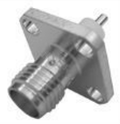 SMA Straight Panel Receptacle (jack) 30