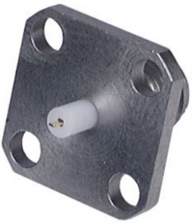 SMA Straight Panel Receptacle (jack) 31