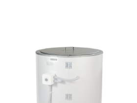 Hazardous area drum and base drum heaters