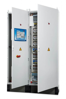 NGC-40 Panel mounted advanced modular heat-tracing control system
