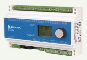 Heating Thermostat , Elektra ETO2