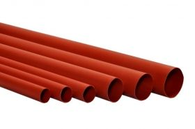 Raychem Heat Shrink Insulation Tubes  , for Bus Bar , Medium Voltage , Standard Thickness