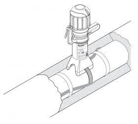 E-100-L2-E Above Insulation Lighted End Seal