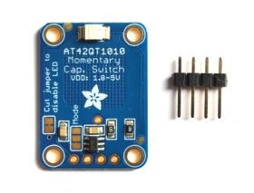 Adafruit Capacitive Touch Sensor Board - Momentary