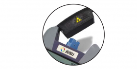 JDSU OLS-35 Optical Light Source Universal Adapter