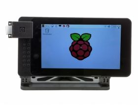 SmartiPi Touch Case for the Official Raspberry Pi Display