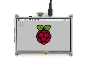 5 inch HDMI LCD Touch Screen for Raspberry Pi