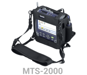 KİT MTS-2000 + 4126MP OTDR modül
