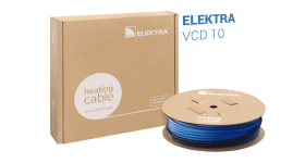 ELEKTRA VCD 10 W/m Underfloor Heating Cable