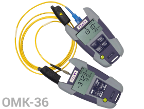 OMK-36P SmartPocket Quad SM/MM OptikTest Kiti