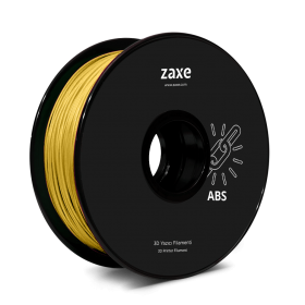 Zaxe Filament ABS Golden
