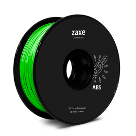 Zaxe Filament ABS Glossy Green