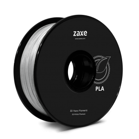 Zaxe Filament PLA Transparent