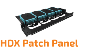 HDX Modüler Patch Panel