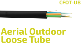 CFOT-UB Loose Tube Outdoor Fiber Optic Cable