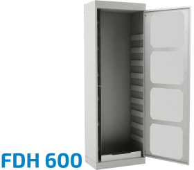 FDH 600 Fiber Optic Rack