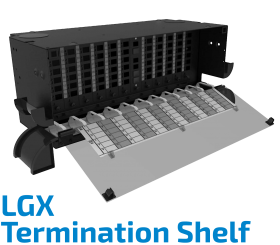 LGX Termination Shelf