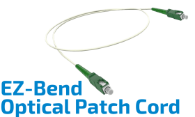 EZ-Bend Outdoor Optical Patch Cord