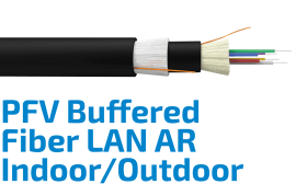 Fiber LAN-AR PFV Indoor/Outdoor Cable