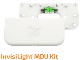 InvisiLight MDU - Fiber Optic Drop Kit