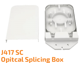 Optic Splicing Box J417