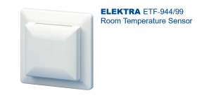 ETF‐944/99 Room Air Temperature Sensor