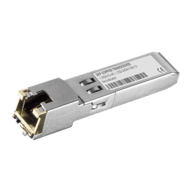 SFP Copper Transceiver | 1.25G No Indicator