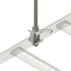 Ceiling Hanging Threaded Rod Set