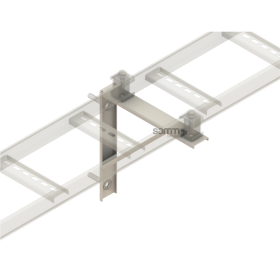 Wall Mounting Triangle Bracket - 210