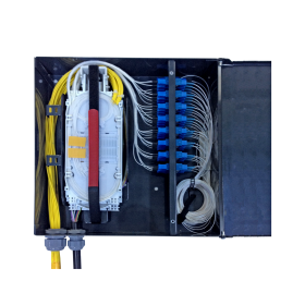 Optical Fiber Distribution Box - B