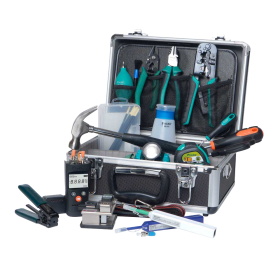 FTTH Fiber Optic Tool Kit | PK-9458
