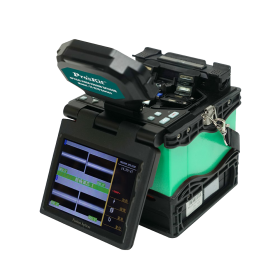 Fiber Optic Fusion Splicing Machine | TE-8201G-W