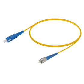 SC-FC | Single Mod - Simpleks Patch Cord | 2.0mm
