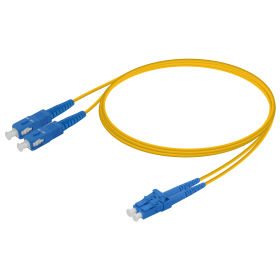 SC-LC | Single Mod - Dupleks Patch Cord | 2.0x4.1mm