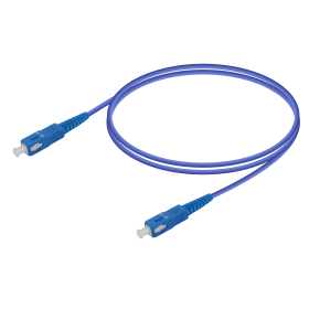 SC-SC | Zırhlı - Simpleks Patch Cord | 2.0mm