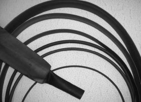 Flexible, Thin-Wall, Low- Fire-Hazard Tubing - ZH-100