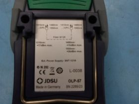 Smart Pocket OLP Optical  Power Meter - OLP-35 InGaAs, +10 dBm