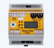 TTSIM2 Sensor interface module with LCD and relay Tracetek